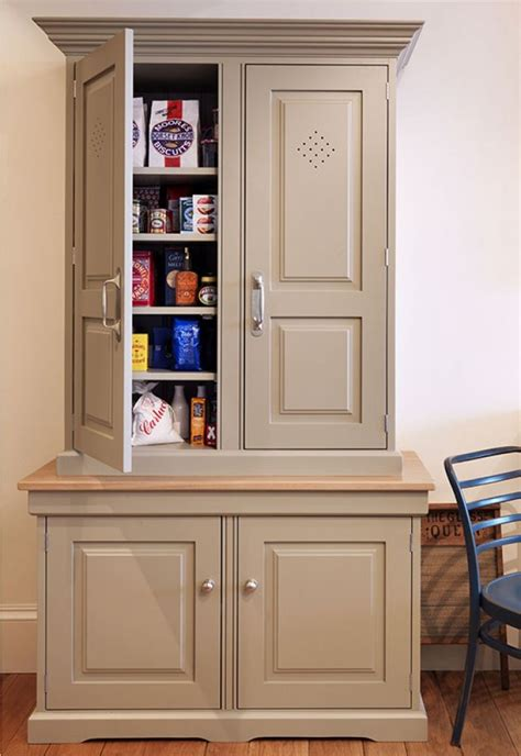 Free Standing Kitchen Pantry Cabinet by Free Standing Kitchen Pantry Cabinet Painted Kitchens