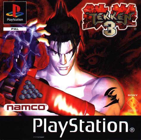 Tekken 3 (E) ISO Emuparadise Ps2 Emulator