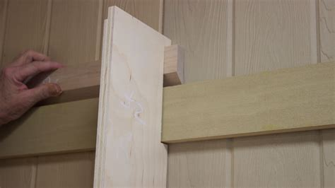 Construction Of The 5s Compliant Shop Wall Cabinet The