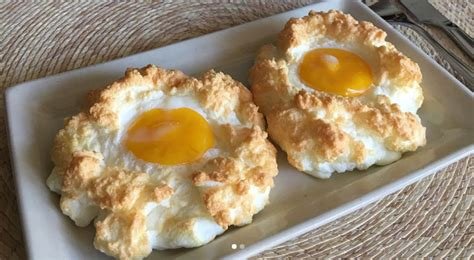 cloud eggs cloud eggs how to make the latest instagram breakfast