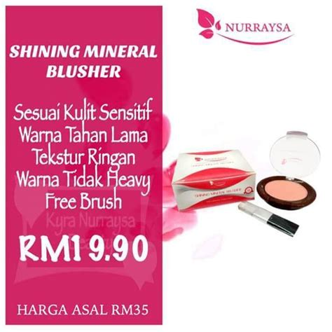 Satu Set Make Up Makeover it s all about our edisi nurraysa what