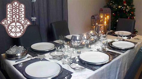 Decoration Table Reveillon by Table De R 233 Veillon Du Nouvel An