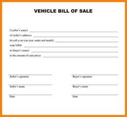 doc 585646 bill of sale word doc bill of sale template