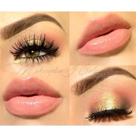 1000 ideas about peach eyeshadow on pinterest eyeshadow 10 golden peach makeup you must love pretty designs