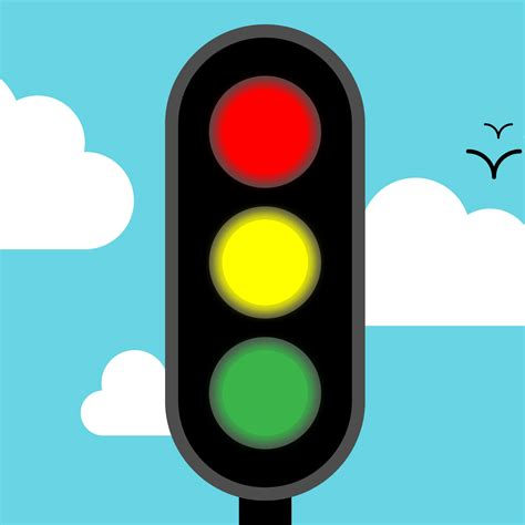 traffic light the reason traffic lights are yellow and green