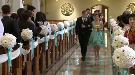 Recessional @ Blessed Sacrament Catholic Church Toronto