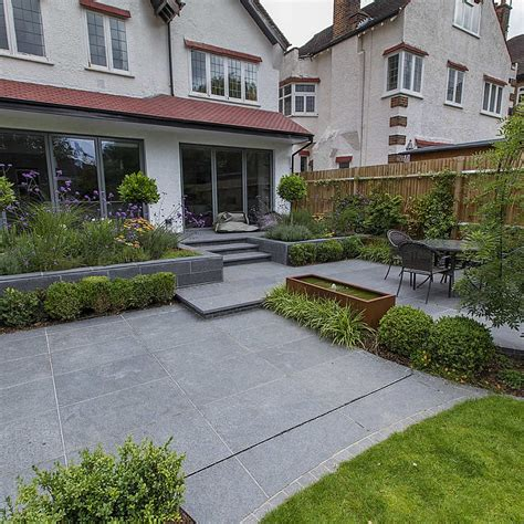 Family Garden Ideas Contemporary Family Garden Design In St Johns Wood Designed And Constructed By The Garden