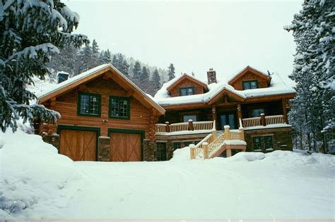Cabins In The Rocky Mountains by Rocky Mountain Log Cabin Log Cabins