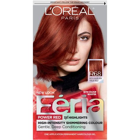 f ria hair colour from lor al paris hair skin make amazon com l oreal paris feria hair color 67 rich