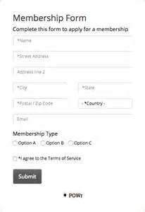 membership site template membership form plugin for weebly website in no time