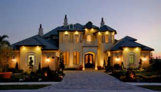 Luxury Homes Brton Christopher Burton Luxury Homes Mediterranean Exterior Orlando By Christopher Burton