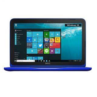 Netbook Dell Inspiron 3162 Cel 3060 Ram 2gb Hd 500gb Resmi Blue dell inspiron 3162 notebook z569102hin9 intel celeron 2 gb ram 32gb 11 6 inches 29 46 cm