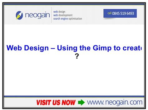 design website layout using gimp web design using the gimp to create or edit your website