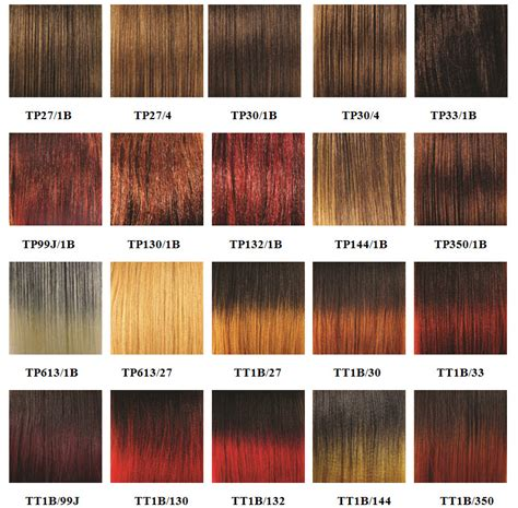 braiding hair color chart hair color chart for braids synthetic braiding hair color