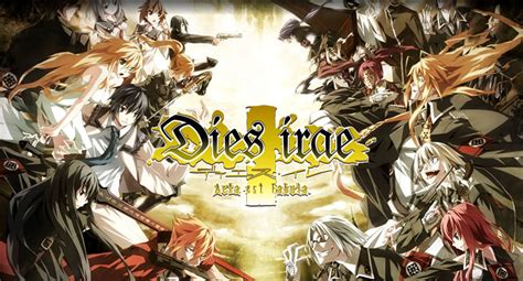 dies irae vn review dies irae fun2novel s funtime hour