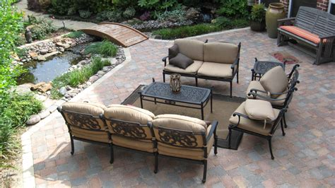 Pictures Of Patios Made With Pavers Benefits Of Patios Made From Concrete Pavers Legacy Custom Pavers