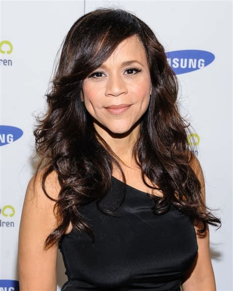 rosie perez hair rosie perez and nicolle wallace cast on the view the