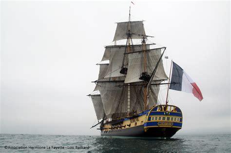 hermione bateau visite l hermione 224 la rochelle le r 233 seau social 100 nautique