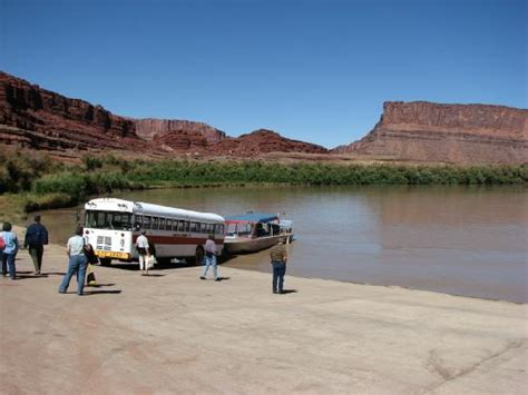 york boat trips with lunch potash boat launch picture of potash road moab