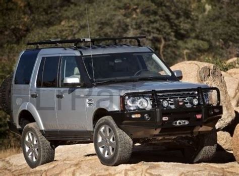 land rover lr4 off road accessories land rover lr3 land rover lr4 rock sliders w tree bars