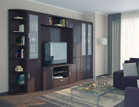 Modern Modular Wall Unit Vivien   Wall Units