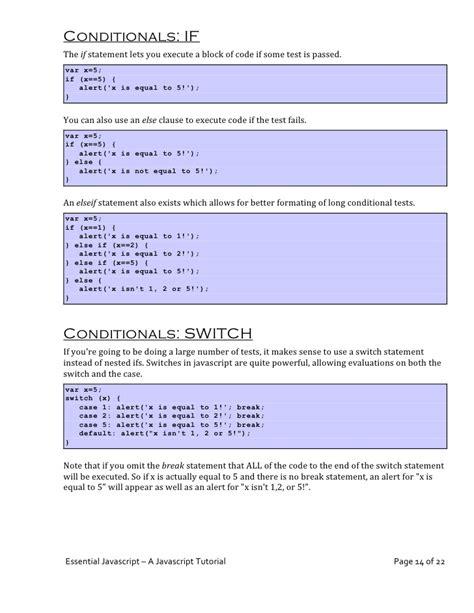 tutorial javascript slideshow essential javascript a javascript tutorial