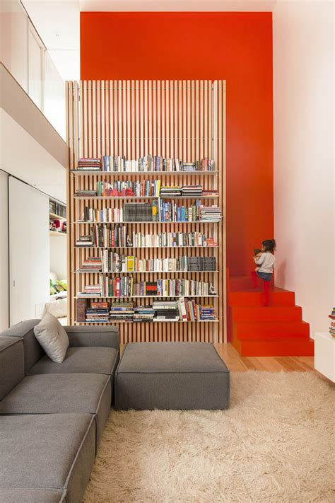 6 creative wall mounted bookshelves to install on the
