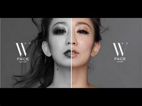koda kumi w face inside 倖田 來未 koda kumi new album w face inside outside news