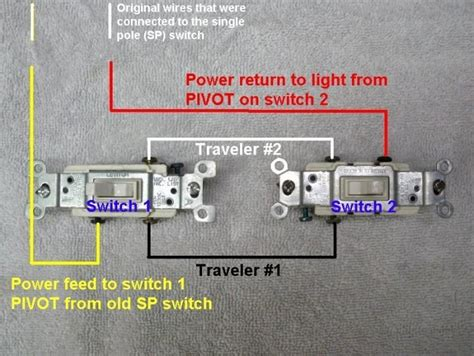 cooper 3 way switch wiring diagram torzone org