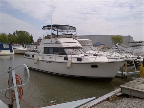 carver boats ohio 1983 carver 3607 aft cabin powerboat for sale in ohio