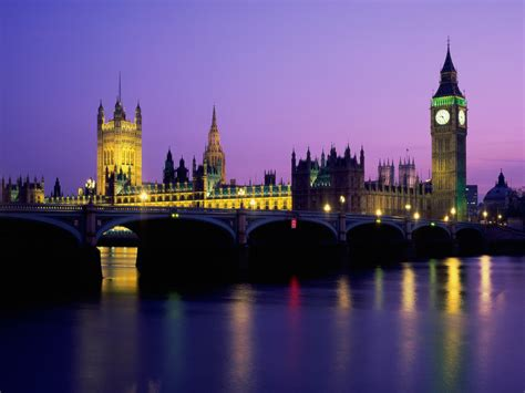 Uk England London Houses Of Parliament Big Ben | world visits london england at night view look very nice