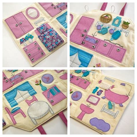 dolls house patterns the 25 best ideas about felt doll house on pinterest felt doll patterns fabric