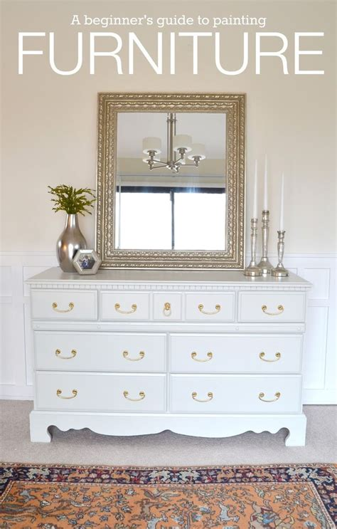 How To Paint A Dresser by 25 Best Ideas About Repainting Furniture On