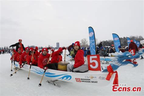 dragon boat festival 2017 forest lake 100 teams compete in ottawa ice dragon boat race 1 5