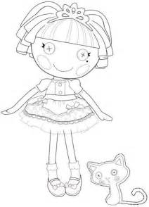 lalaloopsy coloring pages the best lalaloopsy dolls coloring pages