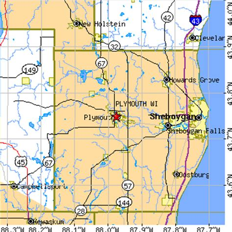 population of plymouth wi plymouth wisconsin wi population data races housing