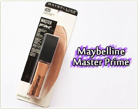 Eyeshadow Primer Maybelline Maybelline Master Prime Lasting Eyeshadow Base
