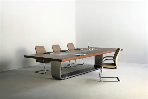 Contemporary Boardroom Tables Modern Conference Room Table Ambience Dor 233