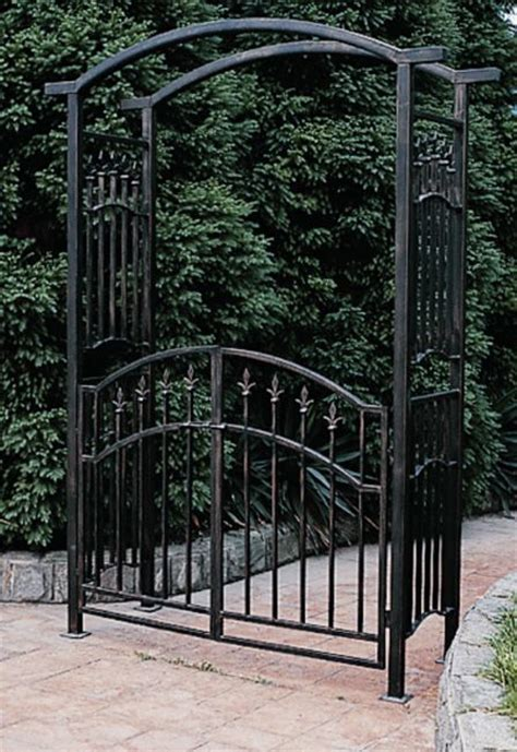 Garden Arbor Overstock 25 Best Ideas About Wrought Iron Gates On