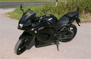 Kawasaki Ninja 250r Aufkleber by Kawasaki 250r
