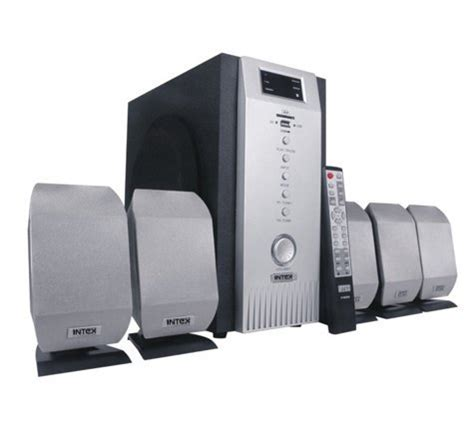 home theatre system 5 1 channel it 4650suf intex