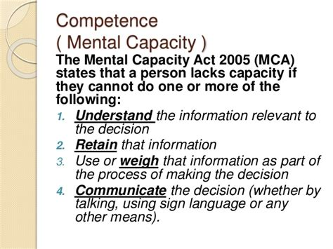 section 61 mental health act section 5 mental capacity act wowkeyword com