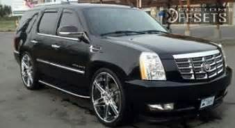 Cadillac Escalade V12 26in To 26in Wheel Diameter 10in To 10in Wheel Width 3mm