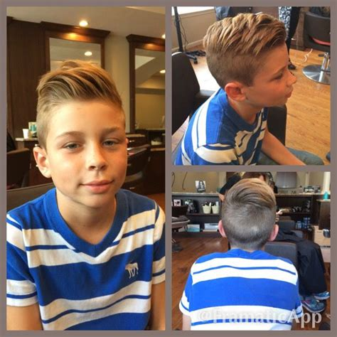 pompadour haircut toddler 1000 ideas about kids hairstyles boys on pinterest