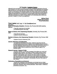 How To Write Academic Resume by Writing Academic Resume Persepolisthesis Web Fc2