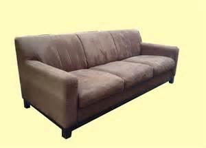 how do u clean a suede home improvement - Ultrasuede Sofa
