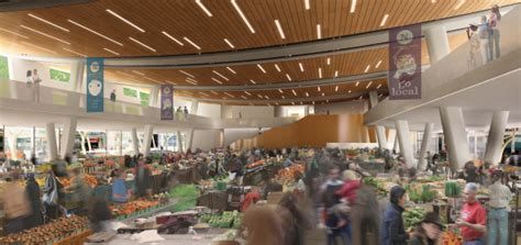 design contest marketplace st lawrence market north building designs are unveiled