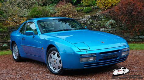 porsche 944 blue 944 s2 turquoise blue