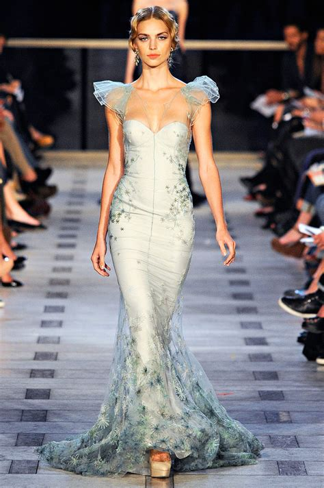 Runway Zac Posen by Ballerina Ny Fashion Week Zac Posen 2012 Rtw