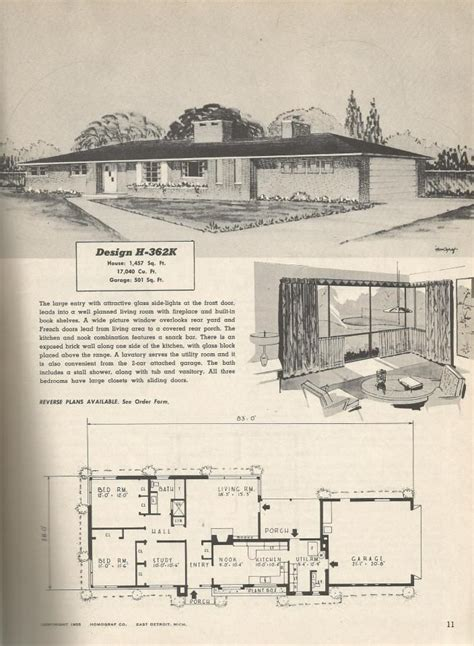 1950s home floor plans 25 best ideas about 1950s house on pinterest 1950s